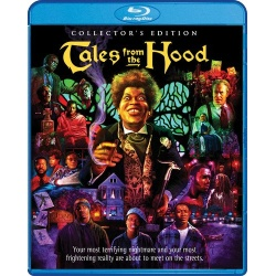 Tales from the Hood Blu-ray Cover