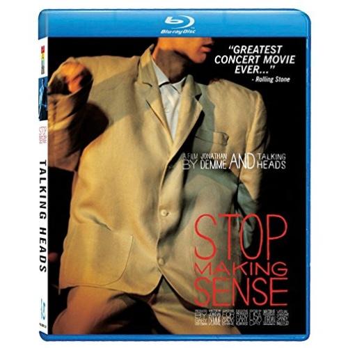 talking heads  stop making sense blu-ray disc title details - 660200316723