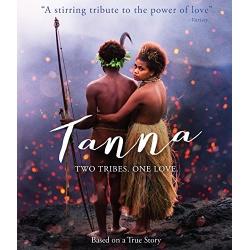 Tanna Blu-ray Cover