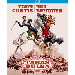Taras Bulba Blu-ray Cover