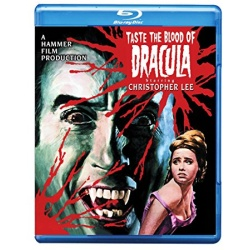 Taste the Blood of Dracula Blu-ray Cover