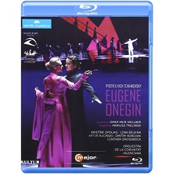 Tchaikovsky: Eugene Onegin Blu-ray Cover