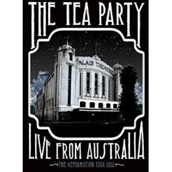 Tea Party: Reformation Tour - Live in Australia Blu-ray Cover