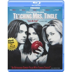 Teaching Mrs. Tingle Blu-ray Cover