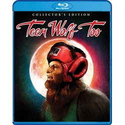 Teen Wolf Too Blu-ray Cover