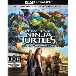 Teenage Mutant Ninja Turtles: Out of the Shadows Blu-ray Cover