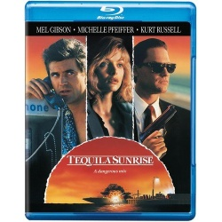 Tequila Sunrise Blu-ray Cover