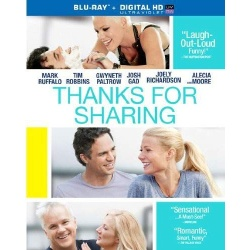 Thanks for Sharing Blu-ray Cover