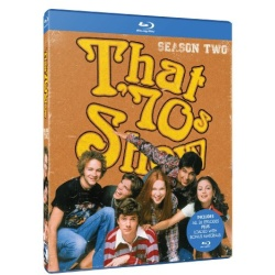 That '70s Show: Season Two Blu-ray Cover