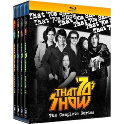 That '70s Show: The Complete Series Blu-ray Cover