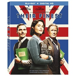 Their Finest Blu-ray Cover