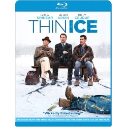Thin Ice Blu-ray Cover