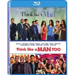 Think like a Man / Think like a Man Too Blu-ray Cover