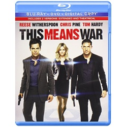 This Means War Blu-ray Cover