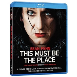 This Must Be the Place Blu-ray Cover