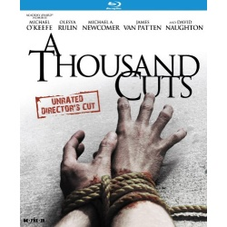 Thousand Cuts Blu-ray Cover