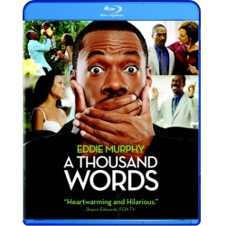 Thousand Words Blu-ray Cover