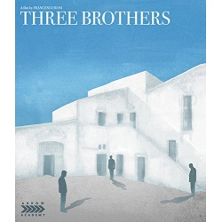Three Brothers Blu-ray Cover