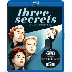Three Secrets Blu-ray Cover