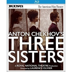 Three Sisters Blu-ray Cover