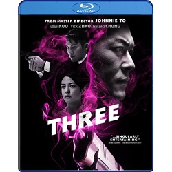 Three Blu-ray Cover