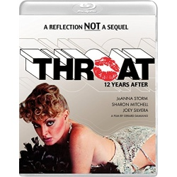Throat 12 Years After Blu-ray Cover