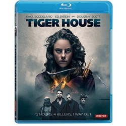 Tiger House Blu-ray Cover