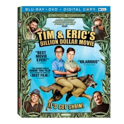 Tim and Eric's Billion Dollar Movie Blu-ray Cover