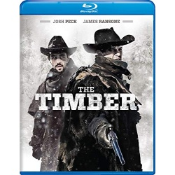 Timber Blu-ray Cover