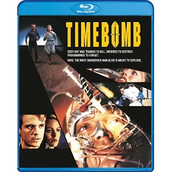 Timebomb Blu-ray Cover