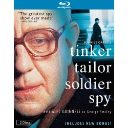 Tinker Tailor Soldier Spy Blu-ray Cover