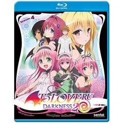 To Love Ru Darkness 2 Blu-ray Cover