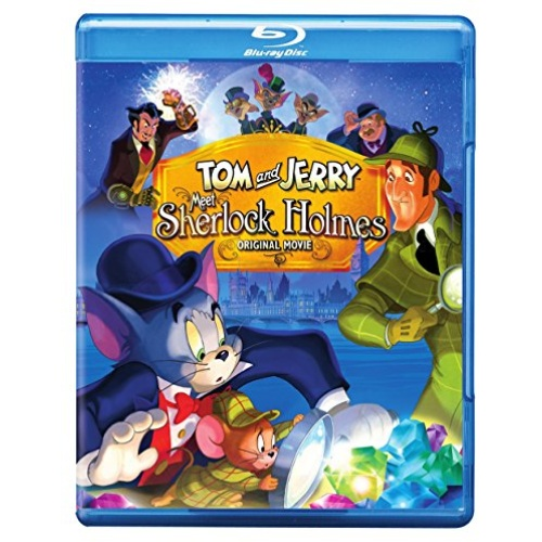 Tom &amp; Jerry Meet Sherlock Holmes (2010) BluRay 1080p AC3 BD-Remux