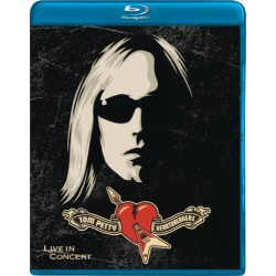 Tom Petty and The Heartbreakers: Live in Concert Blu-ray Cover