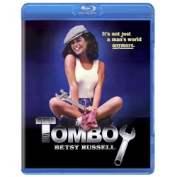 Tomboy Blu-ray Cover