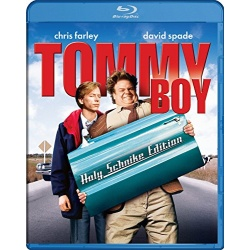 Tommy Boy Blu-ray Cover