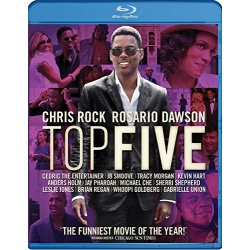 Top Five Blu-ray Cover
