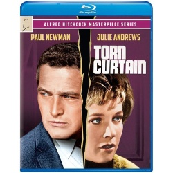 Torn Curtain Blu-ray Cover