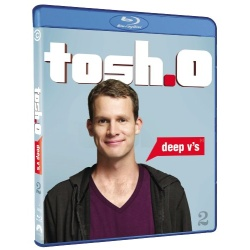 Tosh.0 - Deep V's Blu-ray Cover