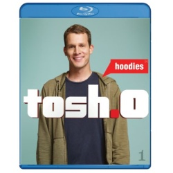 Tosh.0: Hoodies Blu-ray Cover