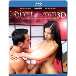 Touch of Love: The Intimate Yoni and Lingam Massage Blu-ray Cover