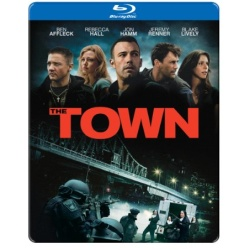 Town (Steelbook) Blu-ray Cover