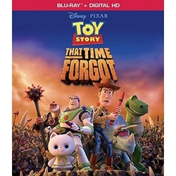 Toy Story that Time Forgot Blu-ray Cover