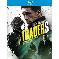 Traders Blu-ray Cover