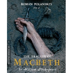 Tragedy of Macbeth Blu-ray Cover