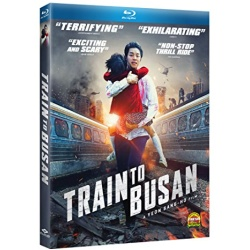 Train to Busan Blu-ray Cover