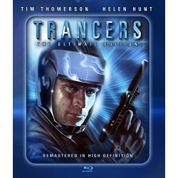 Trancers Blu-ray Cover