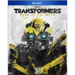 Transformers: Dark of the Moon Blu-ray Cover