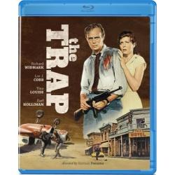 Trap Blu-ray Cover