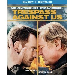 Trespass Against Us Blu-ray Cover